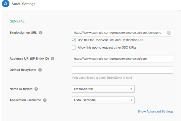 OKTA SSO Configuration Instructions – Support   DataCamp