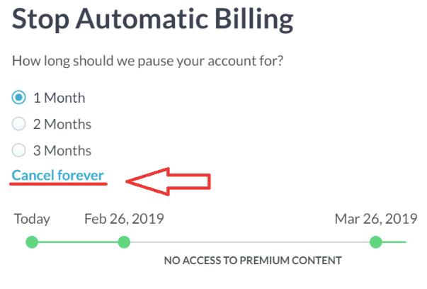 How do I cancel my subscription? – Support   DataCamp